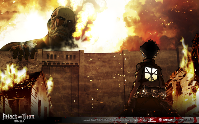 Attack on Titan Dedicate Your Heart 1
