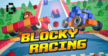 Blocky Racing feature image 373x195