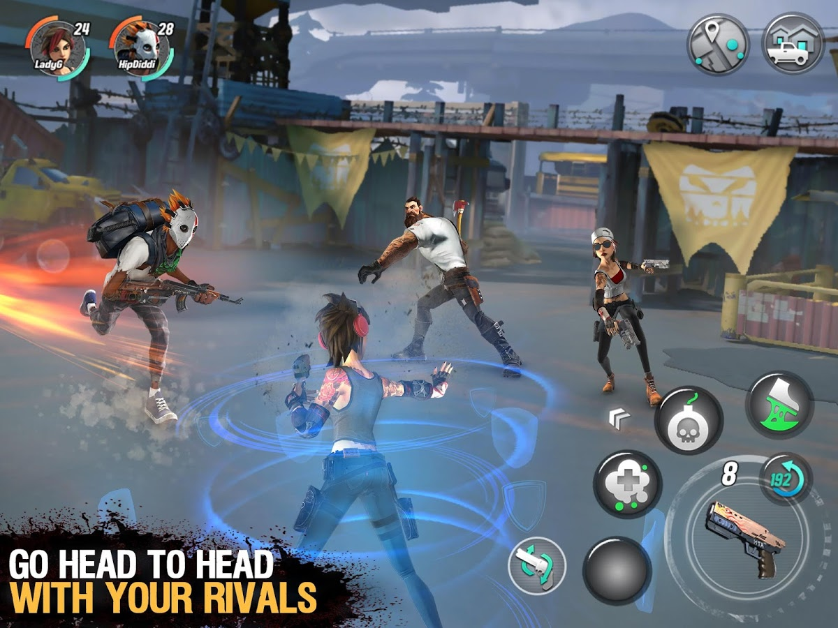 Dead Rivals Zombie MMO 3