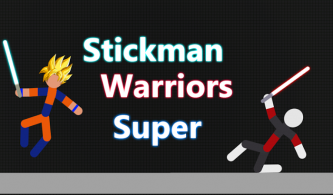 Stickman Warriors Super Saiyan Dragon Z Warriors 1 333x195