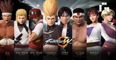 The King of Fighters World MOD Apk 3 373x195