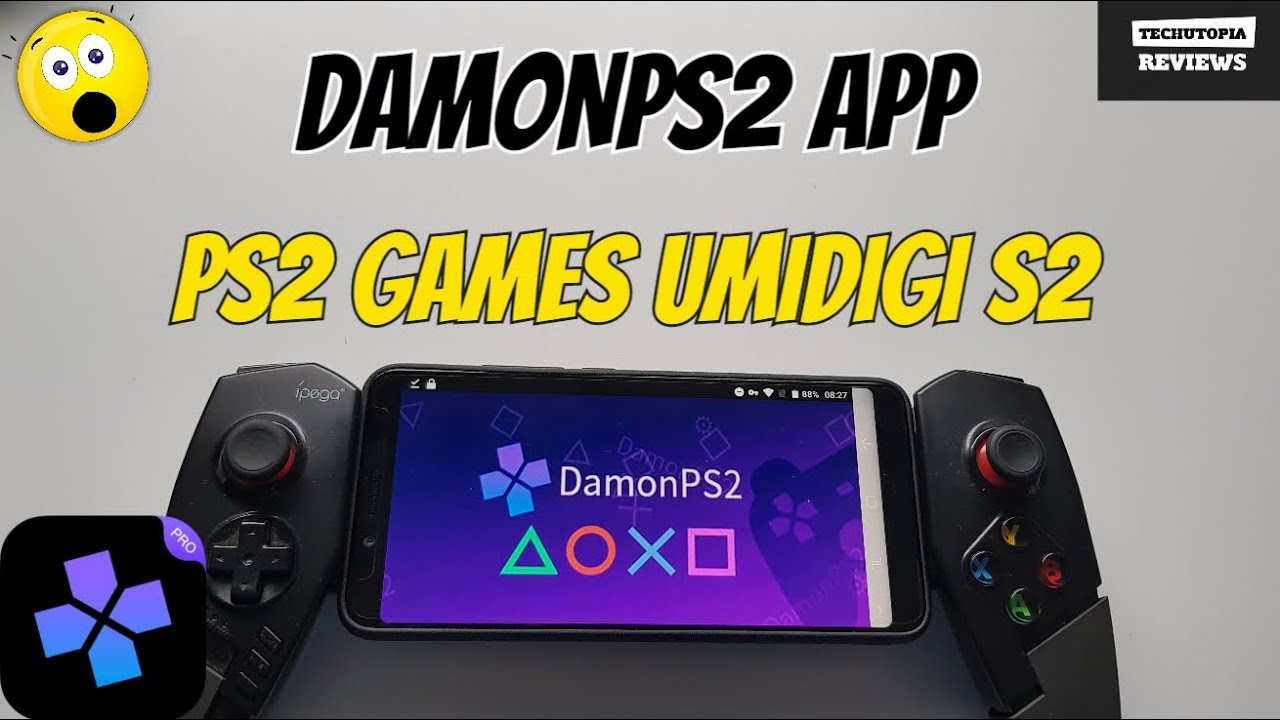 ⛔ Damon ps2 pro apk download for android free | Damon PS2 Pro Apk