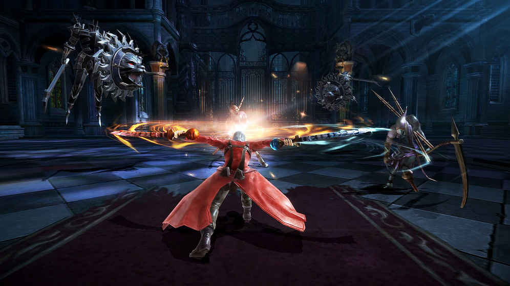 devil may cry pinnacle of combat mod