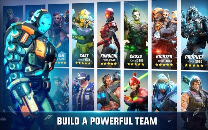 download hero hunters for android