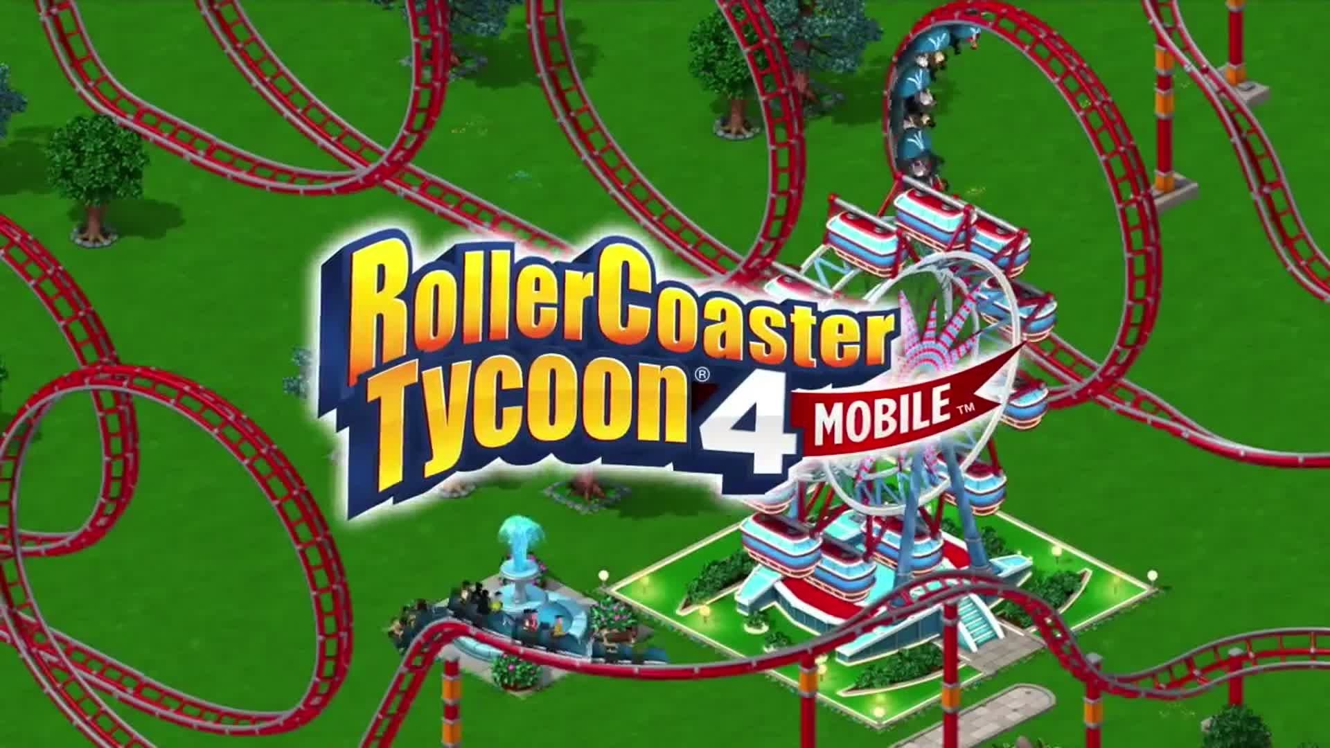 roller coaster for pc