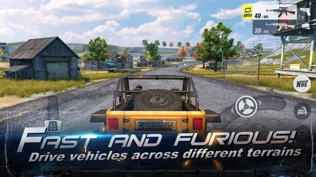 rules of survival 5