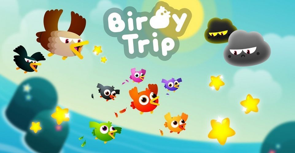 Birdy Trip cover