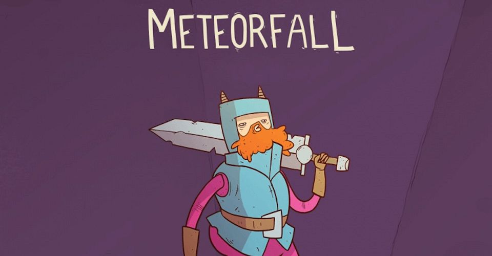 Meteorfall Journey cover