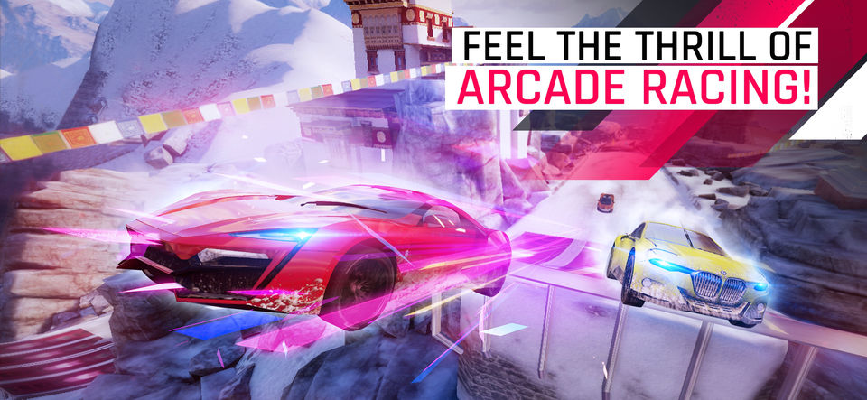 asphalt 9 legends apk 3