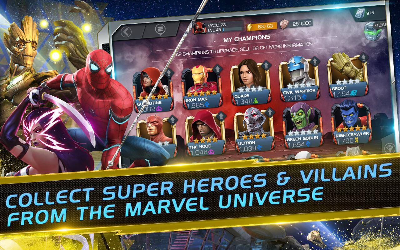 contest of champions marvel 3