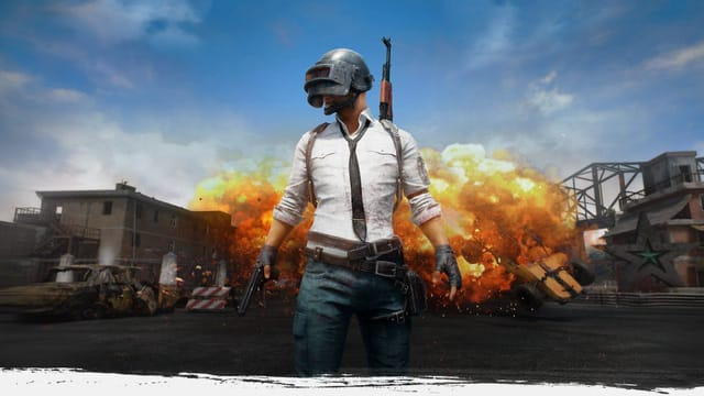 download PlayerUnknowns Battlegrounds mobile by tencent