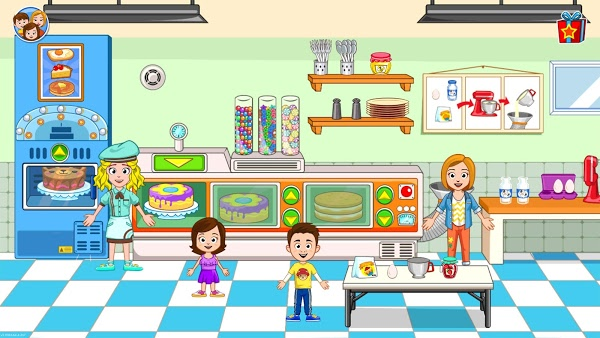 my town bakery download