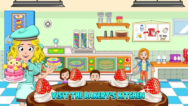 my town bakery free
