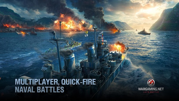 world of warships blitz apk mod