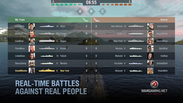 world of warships blitz free