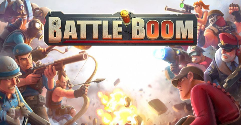 Battle Boom cover