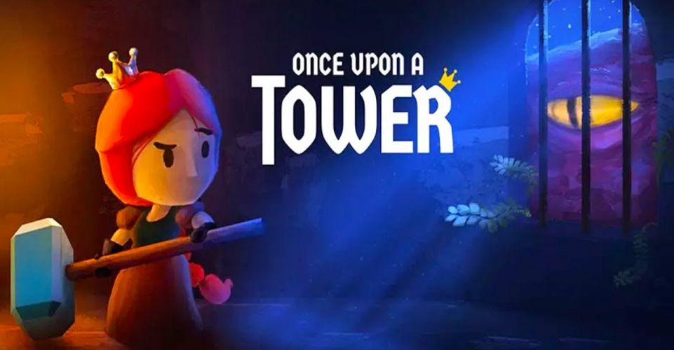 Once Upon a Tower cover