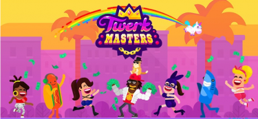 Partymasters Fun Idle Game 4 375x173