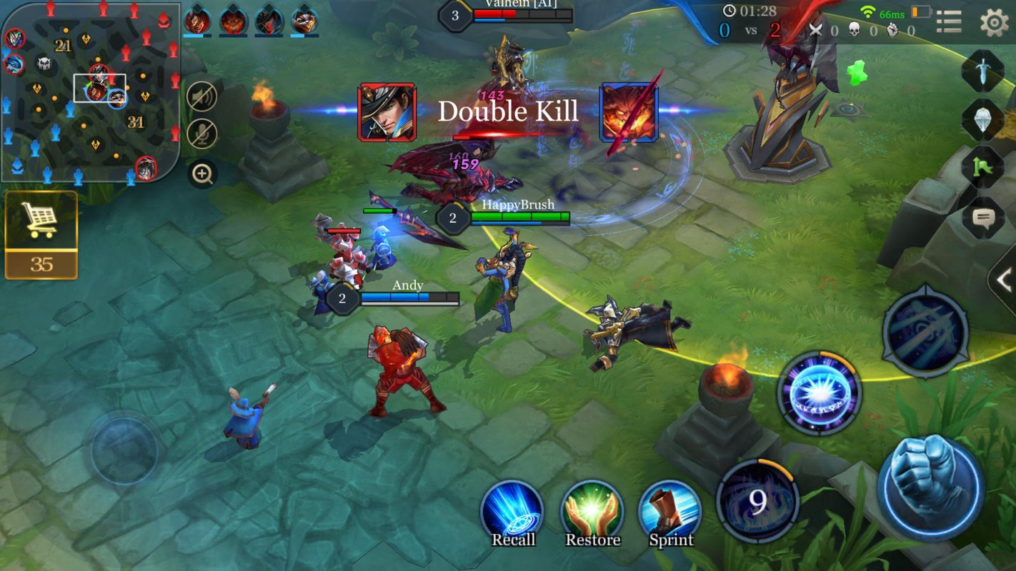 arena of valor 6