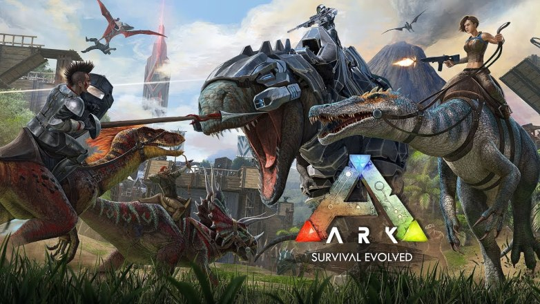 ark survival evolved apk 1