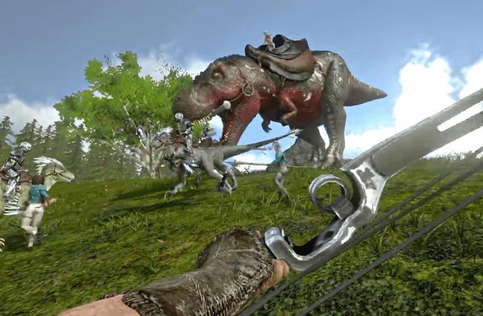 ark survival evolved apk 2