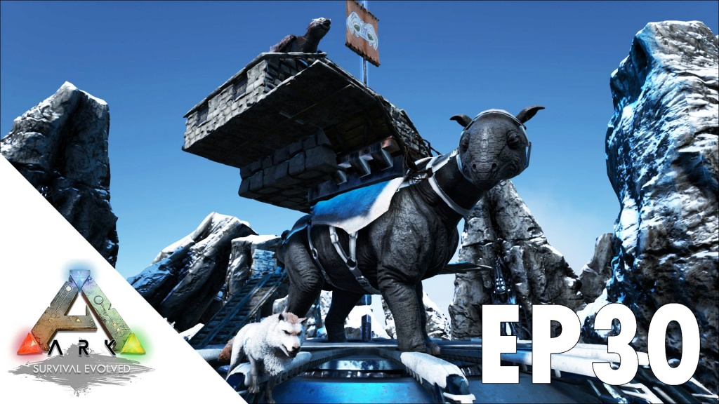ark survival evolved apk 3
