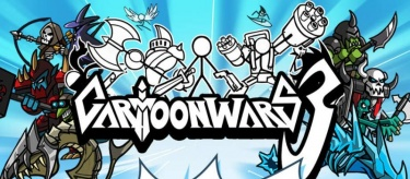 cartoon wars 3 375x164