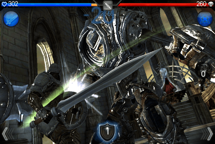 Download Infinity Blade 3 APK Mod Gold/Gems for Android/iOS