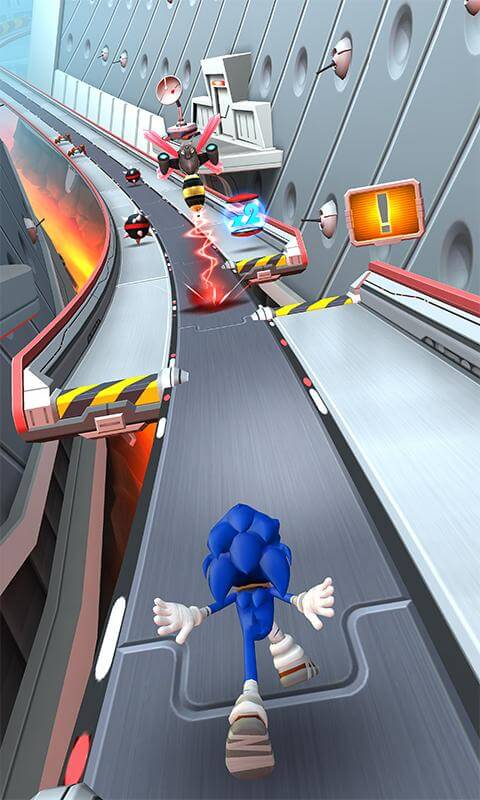download sonic dash 2 sonic boom for ios