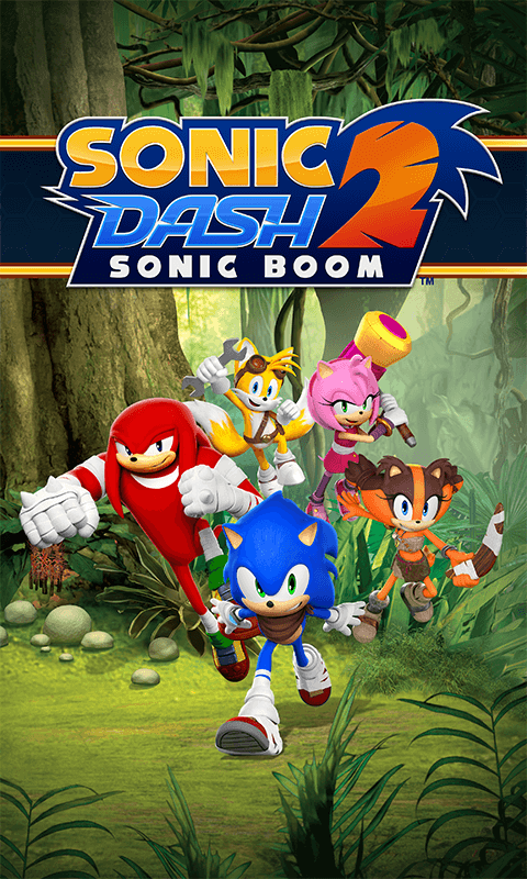download sonic dash 2 sonic boom