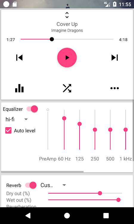 dsp music player pro free