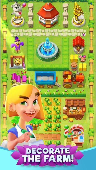 farm on android