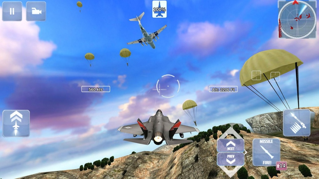 foxone special missions free 2