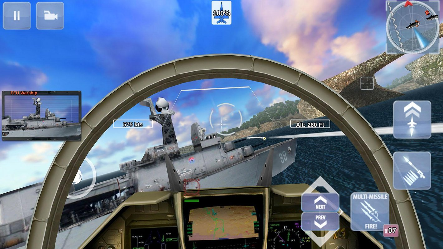 foxone special missions free 4