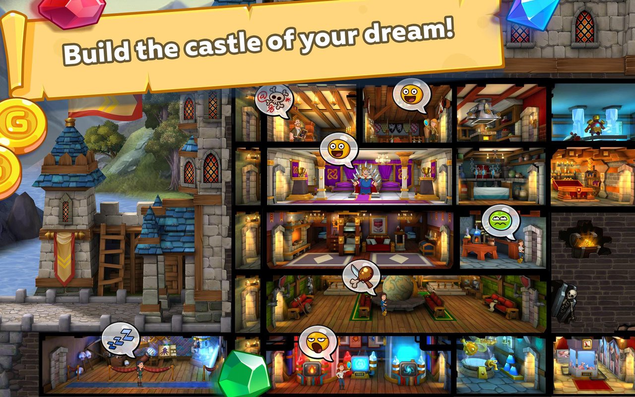 hustle castle fantasy kingdom 2