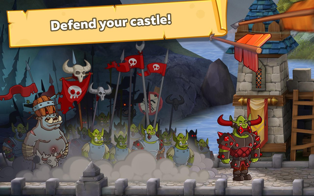 hustle castle fantasy kingdom 3