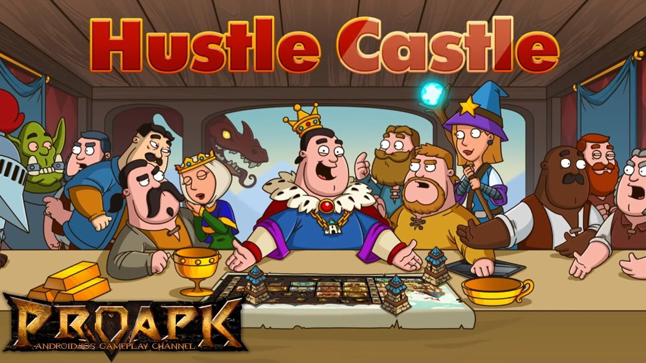 hustle castle fantasy kingdom