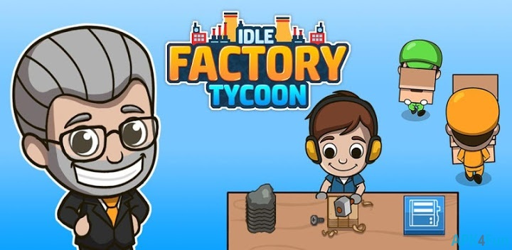 idle factory tycoon 5