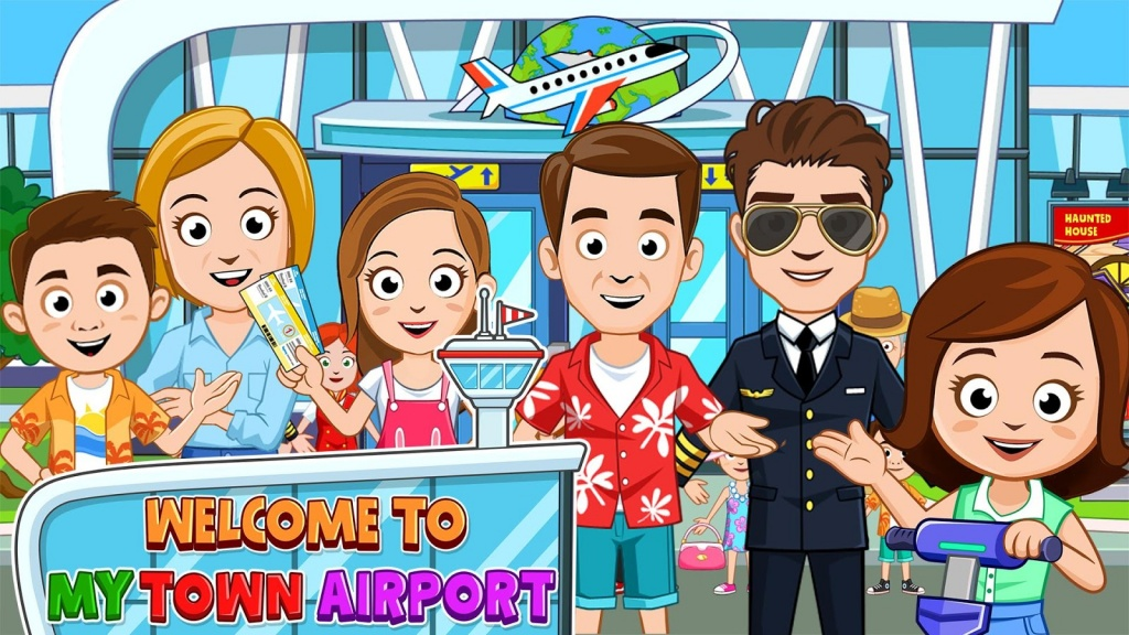 my town airport 1