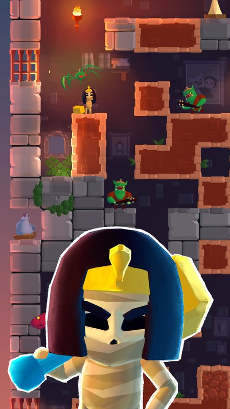 once upon a tower 2