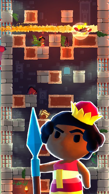 once upon a tower 3