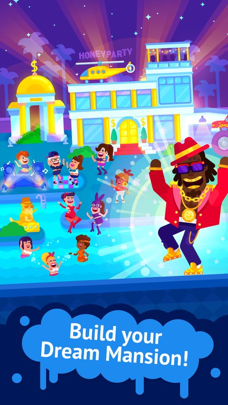 partymasters fun idle game 2