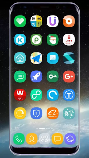 samsung galaxy s9 icon pack 2