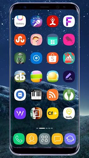 samsung galaxy s9 icon pack 3