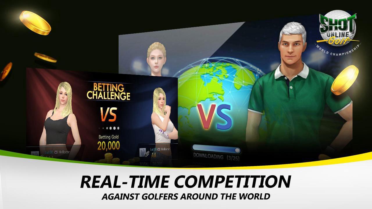 shotonline golf world 2