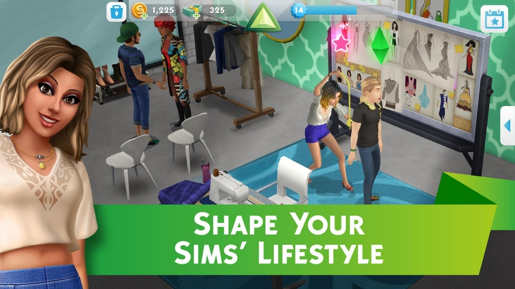 the sims mobile 4