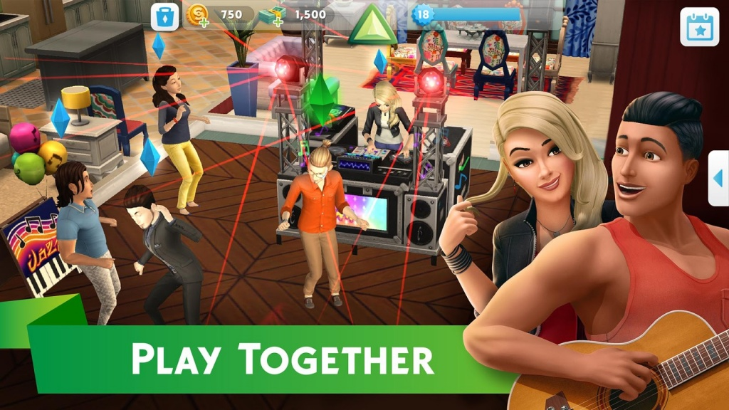 the sims mobile 5