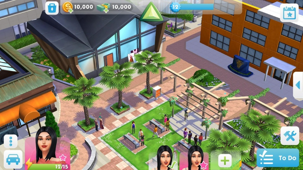 the sims mobile 9