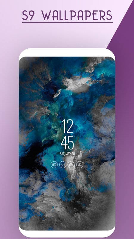How to get samsung galaxy s9 wallpapers for android ios - Samsung s9 wallpaper 4k ...