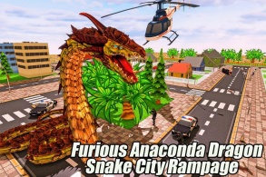furious anaconda dragon snake city rampage 4 293x195